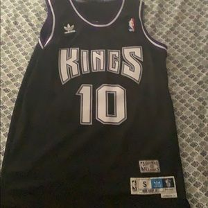 Mike Bibby HARDWOOD CLASSICS King's Jersey #10